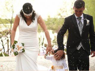 La boda de Beatriz  y César