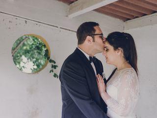 La boda de Raquel y Julio