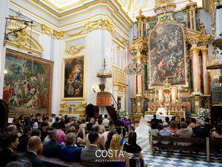 La boda de Cristina y Alfonso 3