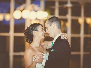 La boda de Rebecca y Paul