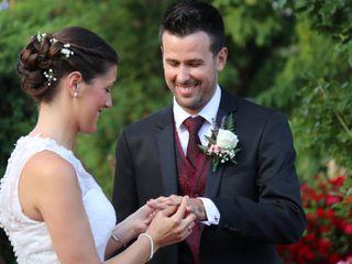 La boda de Nuria y Juandi