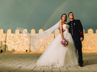 La boda de Azahara  y Pedro