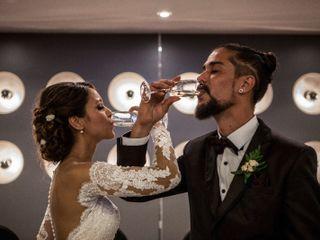 La boda de Nerea y Fran