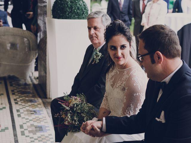 La boda de Julio y Raquel en Villasevil, Cantabria 27