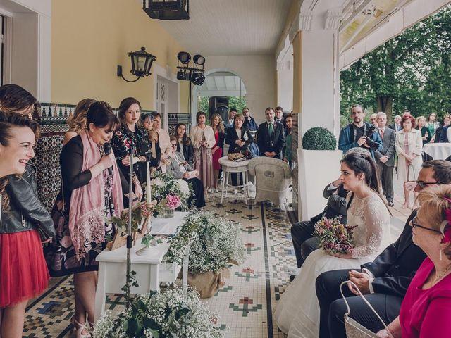La boda de Julio y Raquel en Villasevil, Cantabria 38