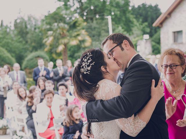 La boda de Julio y Raquel en Villasevil, Cantabria 1