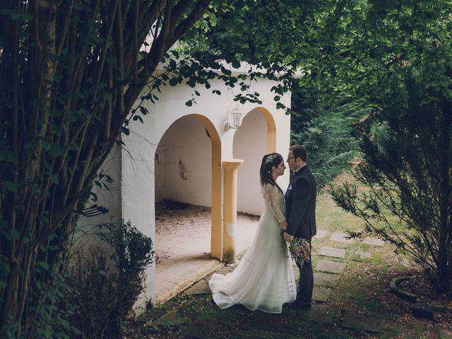 La boda de Julio y Raquel en Villasevil, Cantabria 63