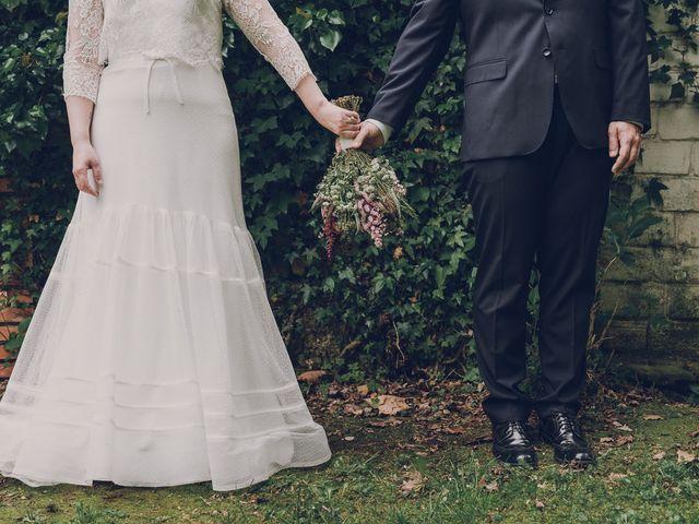 La boda de Julio y Raquel en Villasevil, Cantabria 67