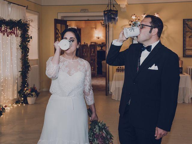 La boda de Julio y Raquel en Villasevil, Cantabria 79