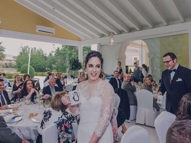 La boda de Julio y Raquel en Villasevil, Cantabria 80