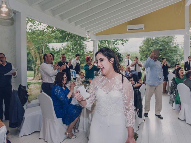 La boda de Julio y Raquel en Villasevil, Cantabria 81
