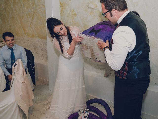 La boda de Julio y Raquel en Villasevil, Cantabria 95