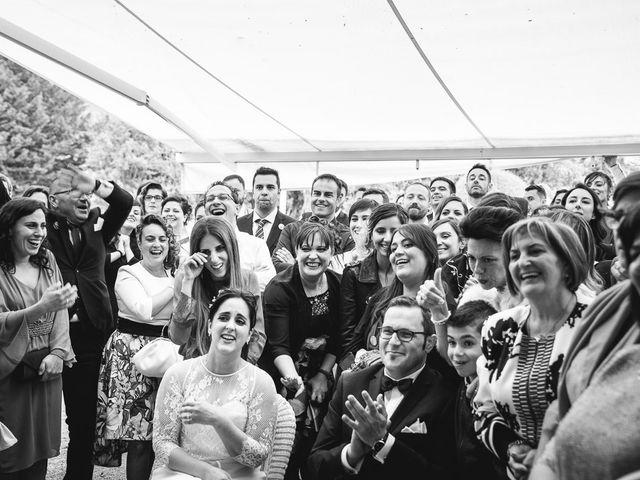 La boda de Julio y Raquel en Villasevil, Cantabria 115