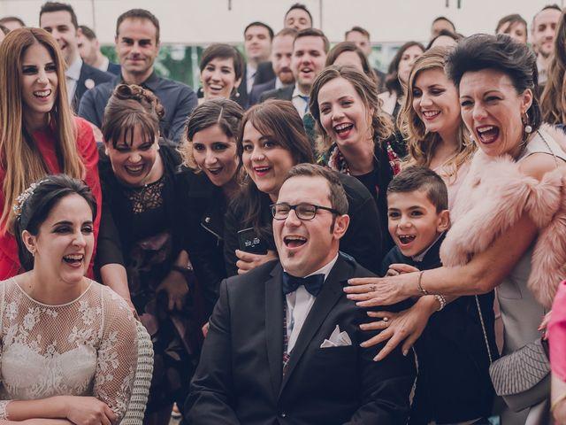 La boda de Julio y Raquel en Villasevil, Cantabria 116