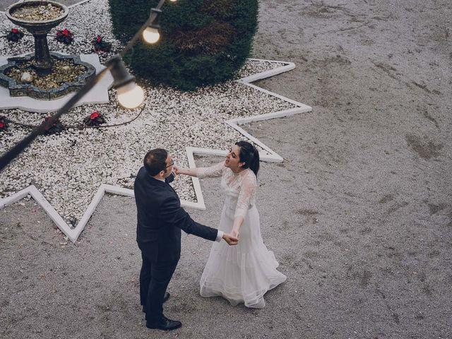 La boda de Julio y Raquel en Villasevil, Cantabria 120