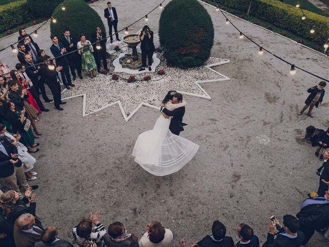 La boda de Julio y Raquel en Villasevil, Cantabria 122
