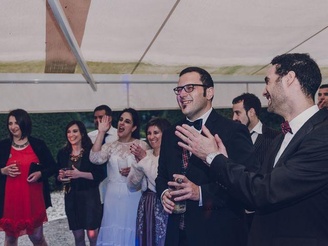 La boda de Julio y Raquel en Villasevil, Cantabria 134