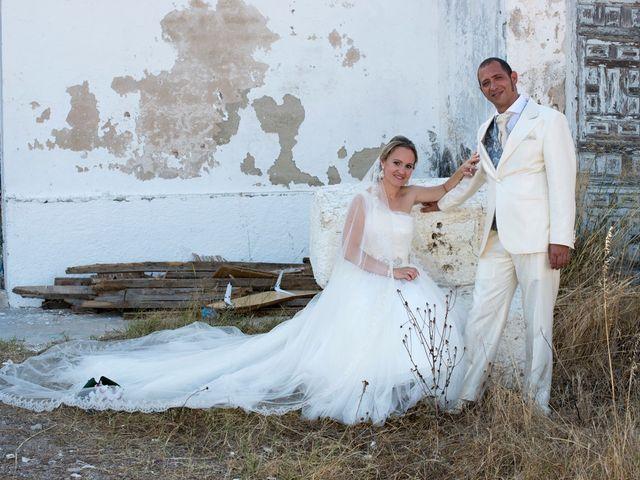 La boda de Israel y Virginia en Campano, Cádiz 18