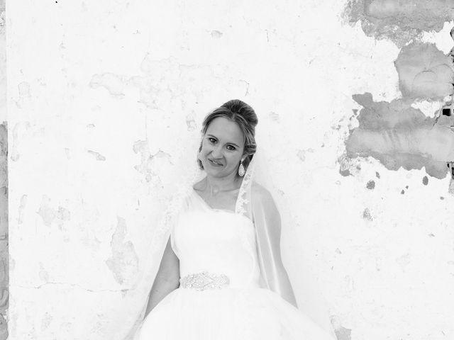 La boda de Israel y Virginia en Campano, Cádiz 19