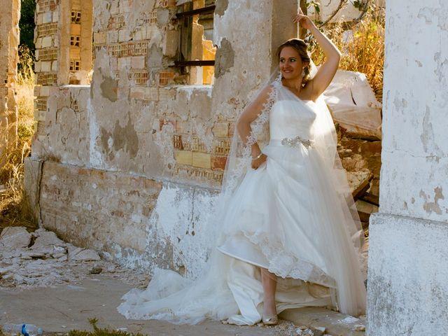 La boda de Israel y Virginia en Campano, Cádiz 20