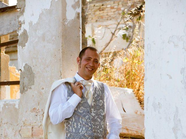 La boda de Israel y Virginia en Campano, Cádiz 21