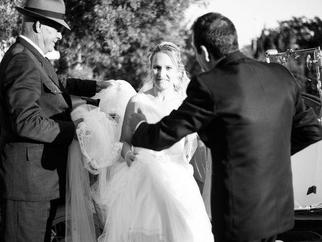 La boda de Israel y Virginia en Campano, Cádiz 25