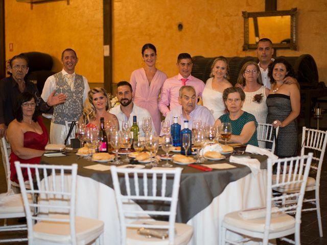 La boda de Israel y Virginia en Campano, Cádiz 33