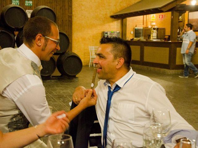 La boda de Israel y Virginia en Campano, Cádiz 35