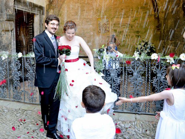La boda de Ramón y Mireia en Altafulla, Tarragona 15