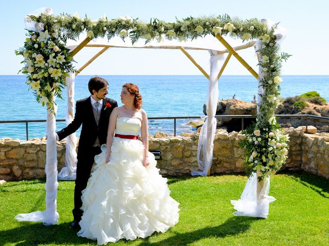 La boda de Ramón y Mireia en Altafulla, Tarragona 23