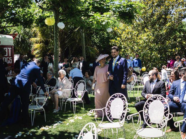 La boda de Iñigo y Isabel en Laguardia, Álava 11