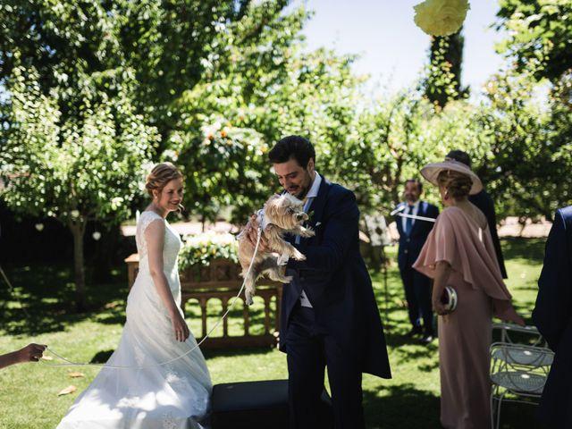 La boda de Iñigo y Isabel en Laguardia, Álava 14