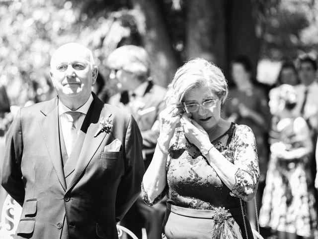 La boda de Iñigo y Isabel en Laguardia, Álava 15