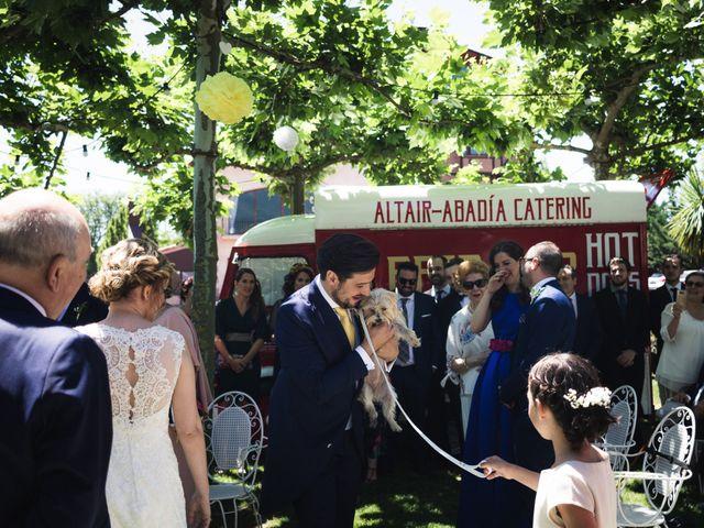 La boda de Iñigo y Isabel en Laguardia, Álava 17