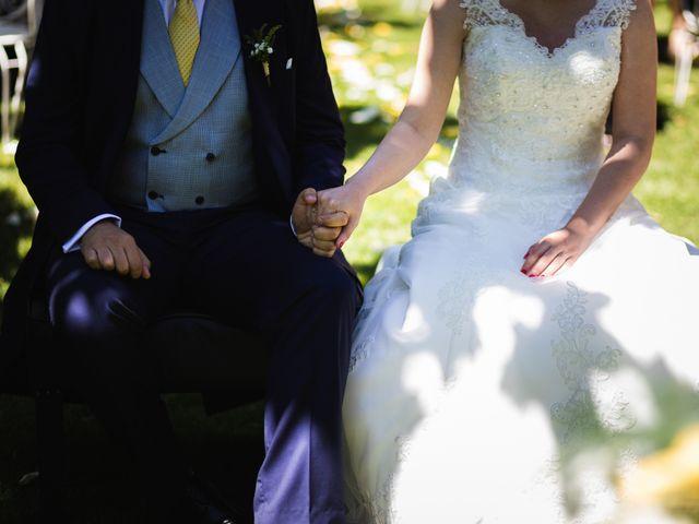 La boda de Iñigo y Isabel en Laguardia, Álava 18