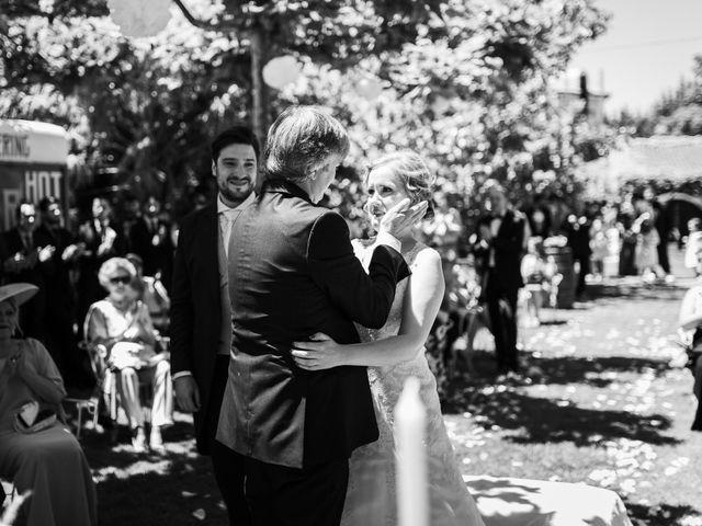 La boda de Iñigo y Isabel en Laguardia, Álava 22