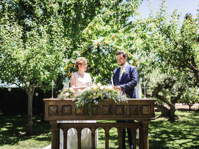 La boda de Iñigo y Isabel en Laguardia, Álava 23