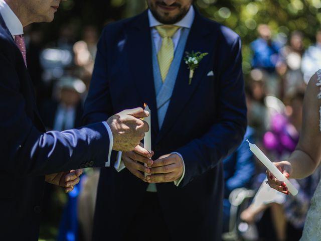 La boda de Iñigo y Isabel en Laguardia, Álava 24