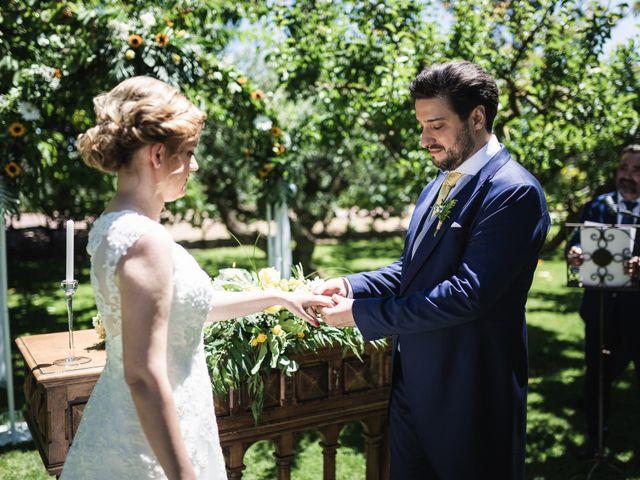 La boda de Iñigo y Isabel en Laguardia, Álava 25
