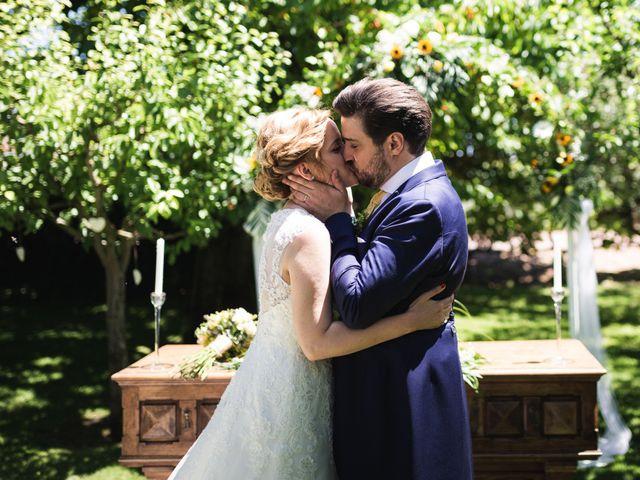 La boda de Iñigo y Isabel en Laguardia, Álava 26