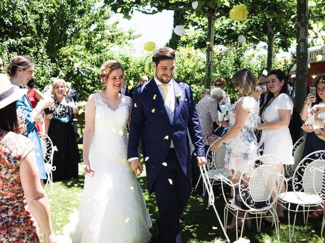 La boda de Iñigo y Isabel en Laguardia, Álava 29