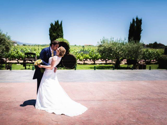La boda de Iñigo y Isabel en Laguardia, Álava 30