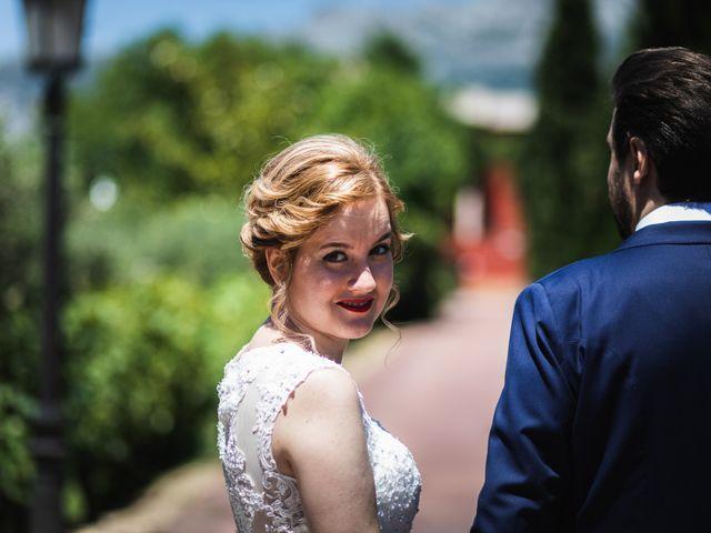 La boda de Iñigo y Isabel en Laguardia, Álava 35