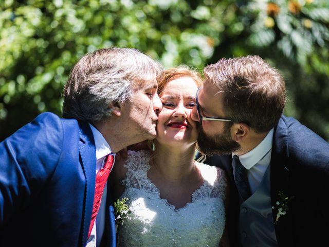 La boda de Iñigo y Isabel en Laguardia, Álava 36