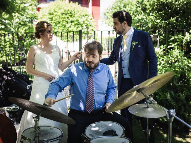 La boda de Iñigo y Isabel en Laguardia, Álava 37