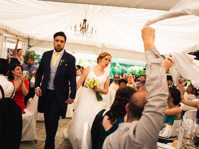 La boda de Iñigo y Isabel en Laguardia, Álava 40