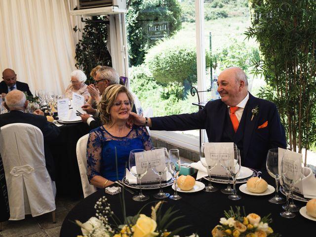 La boda de Iñigo y Isabel en Laguardia, Álava 42