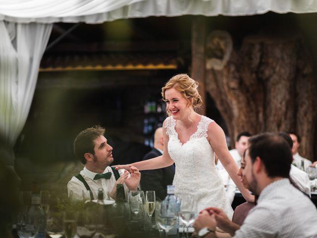 La boda de Iñigo y Isabel en Laguardia, Álava 43