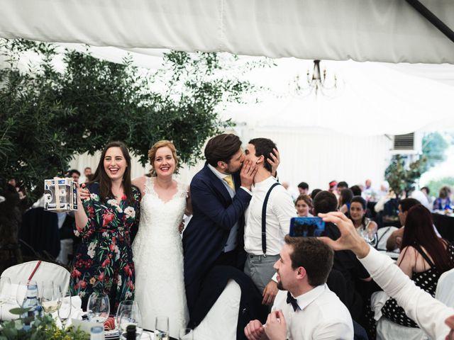 La boda de Iñigo y Isabel en Laguardia, Álava 48