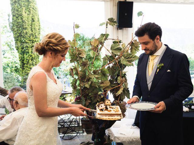La boda de Iñigo y Isabel en Laguardia, Álava 49